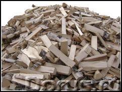 Дрова берёзовые колотые. Сосновые (пиленый горбыль) доставка - Лес и древесина - Дрова берёзовые кол..., фото 1