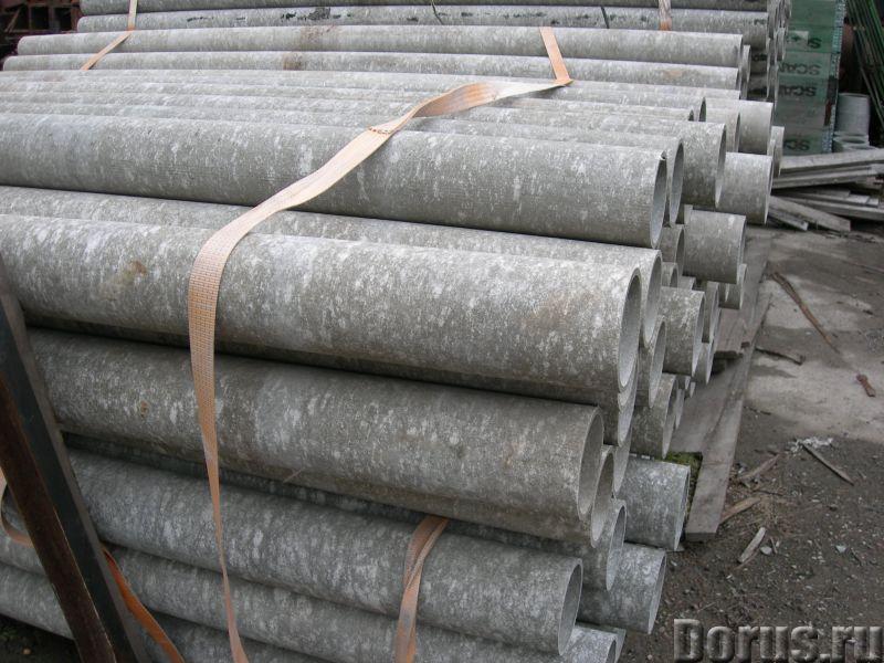 Труба хризотилцементная 150 БНТ - Материалы для строительства - Безнапорная труба длиной 3,95, вес 3..., фото 1