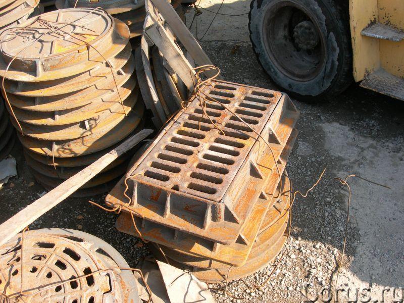 Дождеприемник прямоугольный - Материалы для строительства - Чугунный прямоугольный дождеприемник уст..., фото 2