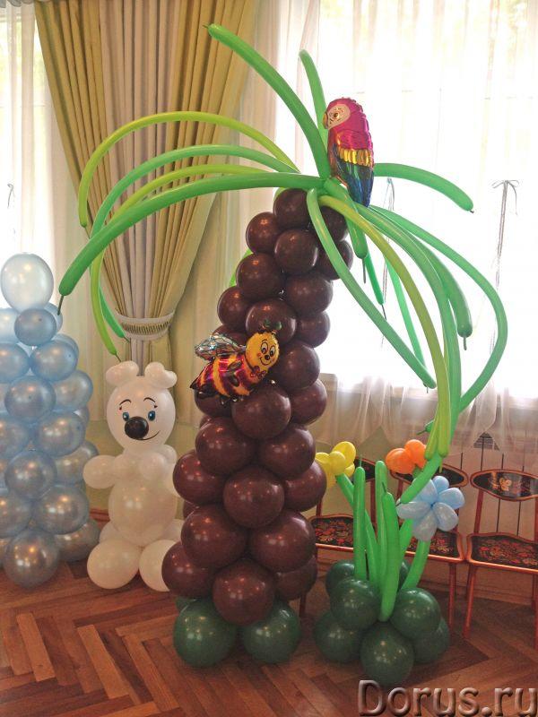 Фигуры из шаров - Организация праздников - Занятные фигуры из шаров для взрослых и детей - город Нов..., фото 3