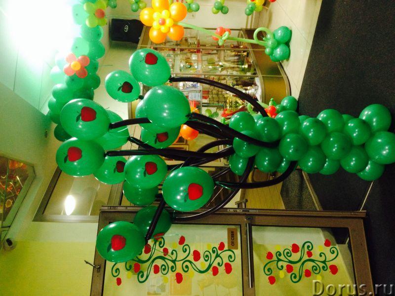 Фигуры из шаров - Организация праздников - Занятные фигуры из шаров для взрослых и детей - город Нов..., фото 5