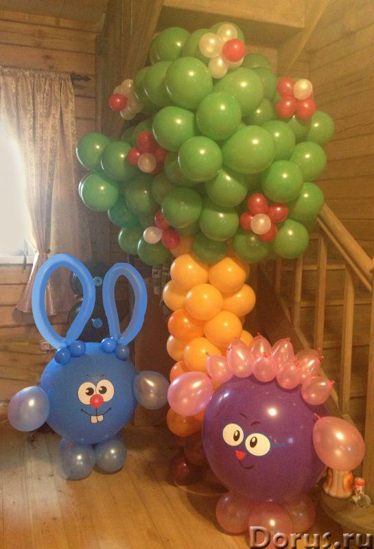 Фигуры из шаров - Организация праздников - Занятные фигуры из шаров для взрослых и детей - город Нов..., фото 7