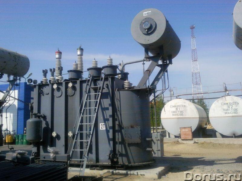 Предлагаем резервные трансформаторы с ревизией и гарантией - Промышленное оборудование - 1.ТСЛ 2500/..., фото 1