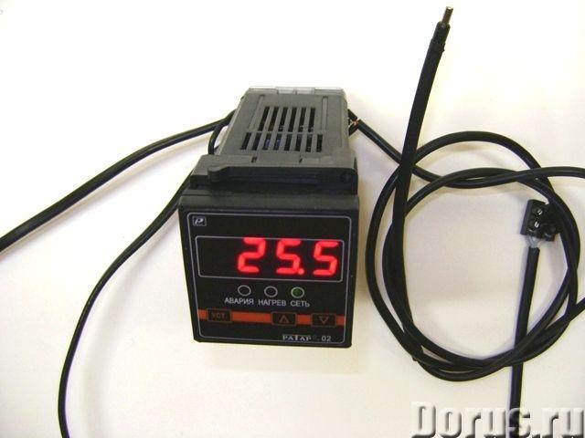 Цифровой терморегулятор для инкубатора - Товары для дома - Промышленный терморегулятор РАТАР-02.ТС с..., фото 1