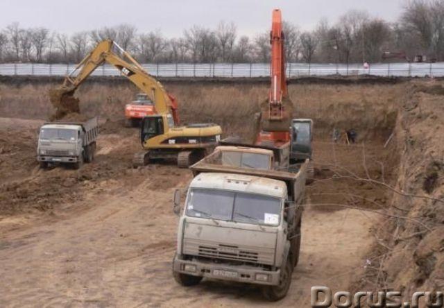 Земляные работы нулевой цикл - Строительные услуги - Профессионально выполним все виды земляных рабо..., фото 1