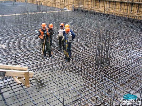 Бетонные работы - Строительные услуги - Выполним все виды бетонных работ. Качественно выполним монта..., фото 1