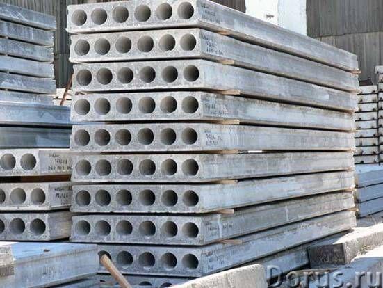 Плиты перекрытия, новые - Материалы для строительства - Наши менеджеры помогут выгодно купить плиты..., фото 2