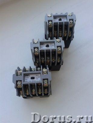 Контактор болгарские К10Е, КВ-1, К16Е, К25Е, КВ3 катушка 42В, ТКС-9, ТКС-32 - Промышленное оборудова..., фото 1