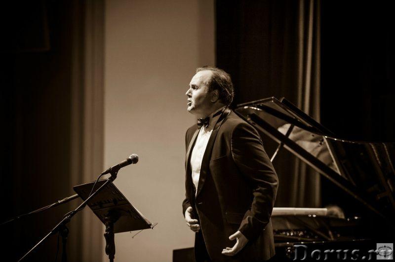 Уроки вокала - Репетиторы - Тенор, солист Новосибирской государственной филармонии. Уроки академичес..., фото 1