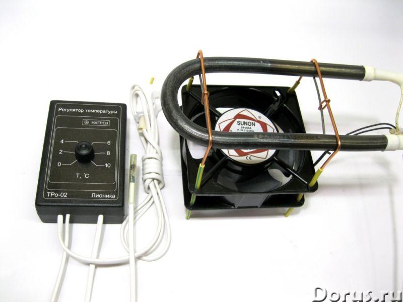 Термостат для теплицы, парника - Прочее по животным и растениям - Позволит сохранить саженцы от замо..., фото 2