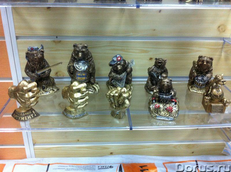 Сувениры в ассорт. совы, медведи, тарелки и брелки - Подарки и сувениры - Магниты, тарелочки, статуэ..., фото 4