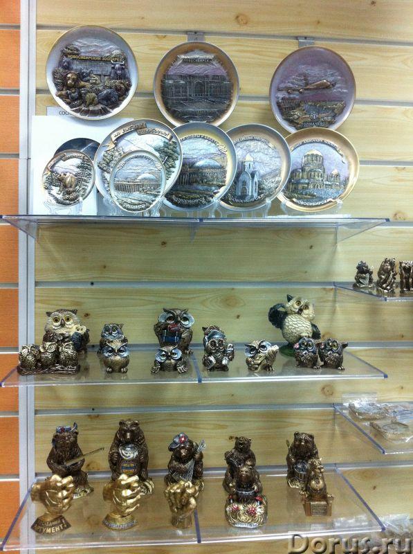 Сувениры в ассорт. совы, медведи, тарелки и брелки - Подарки и сувениры - Магниты, тарелочки, статуэ..., фото 5