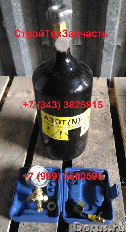 Заправочное оборудование для заправки гидромолота азотом - Запчасти и аксессуары - Продаем заправочн..., фото 2