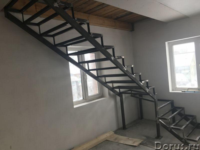 Металлические лестницы. Абсолютно всех типов - Строительные услуги - Компания «Сварка в Новосибирске..., фото 1