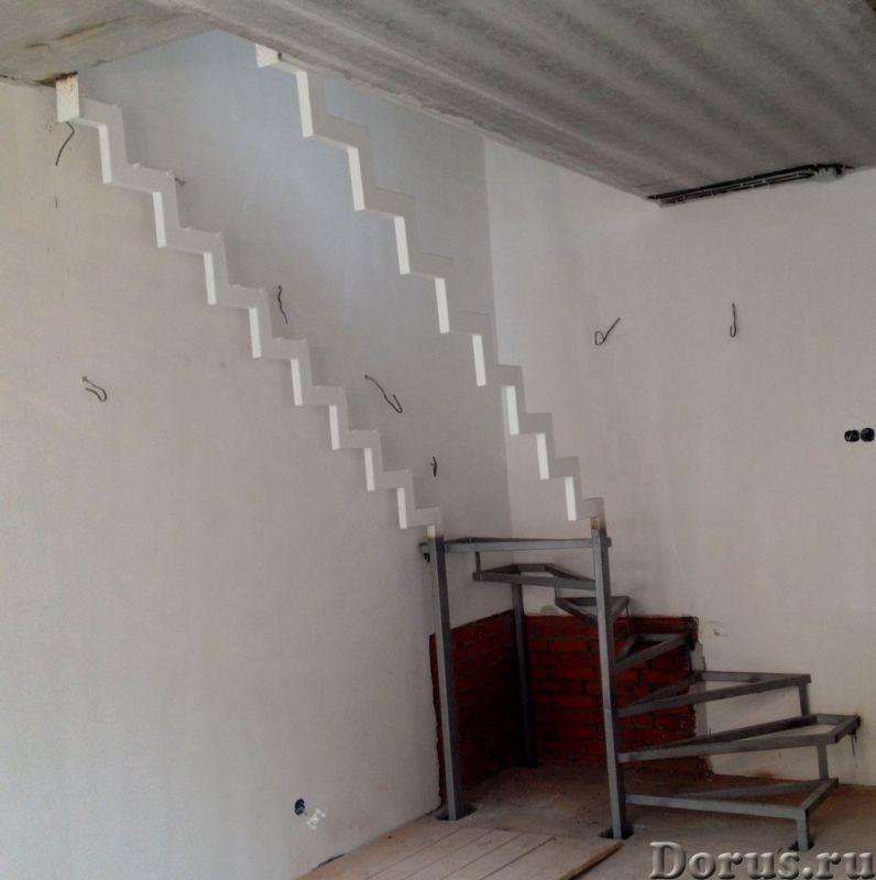 Металлические лестницы. Абсолютно всех типов - Строительные услуги - Компания «Сварка в Новосибирске..., фото 2