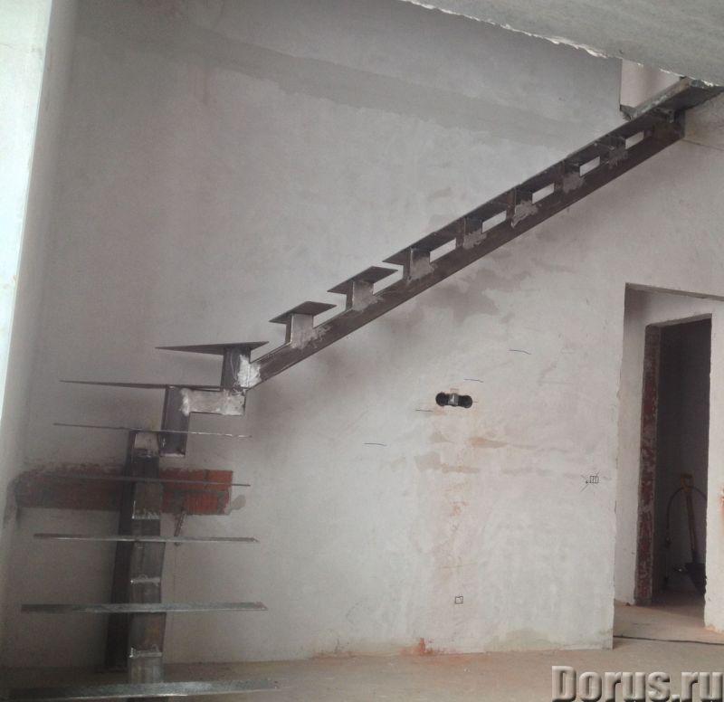 Металлические лестницы. Абсолютно всех типов - Строительные услуги - Компания «Сварка в Новосибирске..., фото 3