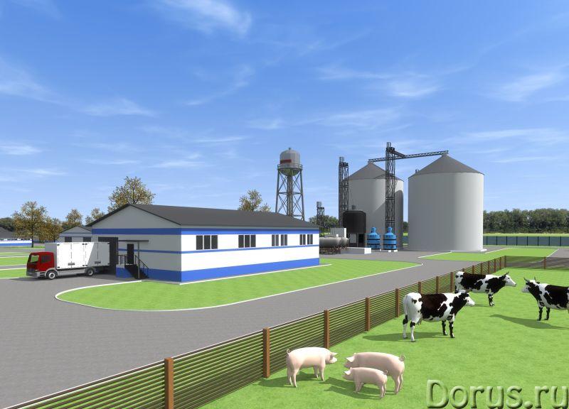 Газификация теплиц, курятников, свиноводческих комплексов, коровников, газификация зерносушилок - Ст..., фото 1