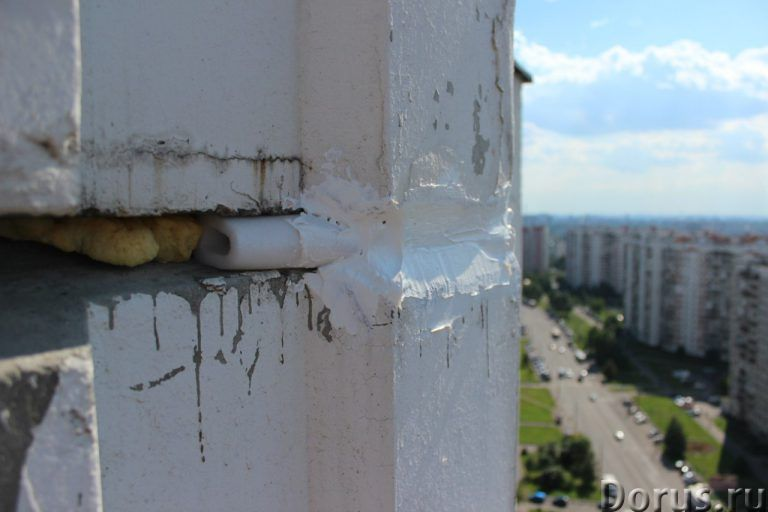 Ремонт и герметизация межпанельных швов. Утепление балкона - Строительные услуги - Одним из основных..., фото 1