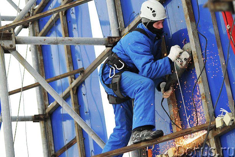 Монтаж и демонтаж металлоконструкций - Строительные услуги - На сегодняшний день мы предлагаем сборк..., фото 1