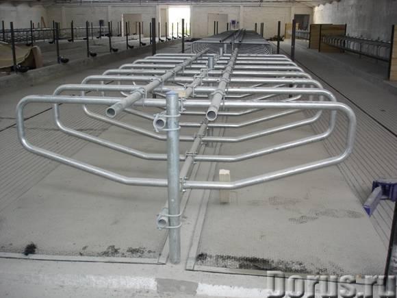 Стойловое оборудование, кормушки - Промышленное оборудование - Производим оборудование для содержани..., фото 1