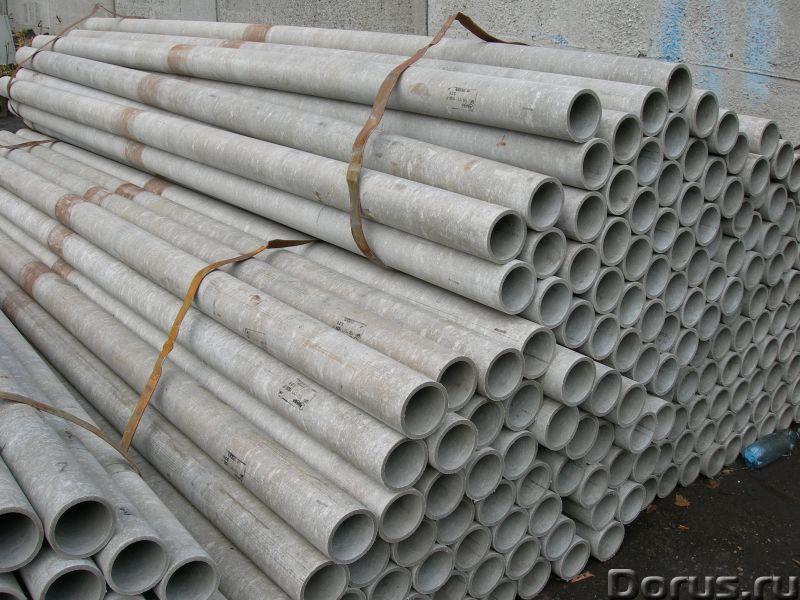 Трубы асбоцементные(хризотилцементные) ф100-400 - Материалы для строительства - Трубы применяются дл..., фото 2