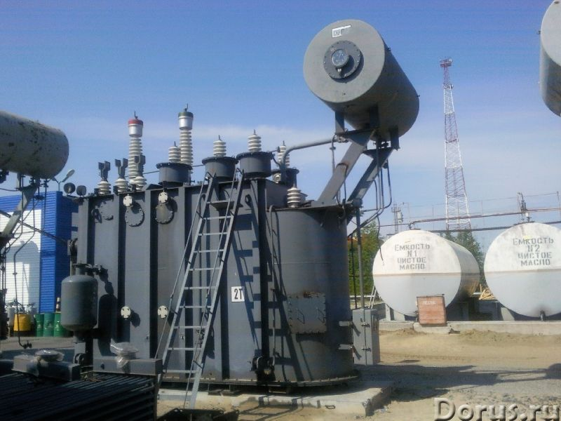 Предлагаем трансформаторы с хранения - Промышленное оборудование - 1.ТСЗГЛ 2500/10/04 2.ТМГ 2500/35/..., фото 1