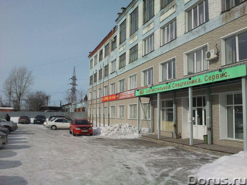 Сдам офис - Офисы - Офисы от 20 м. кв. от собственника! 500 рублей за метр. Коммунальные платежи вкл..., фото 1
