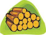 Дрова берёза,сосна.Уголь с доставкой - Лес и древесина - Дрова берёза,сосна.Уголь с доставкой в Ново..., фото 1