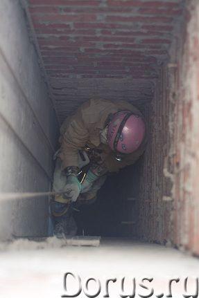 Очистка системы вентиляции, прочистка дымоходов, дезинфекция воздуховодов - Уборка и дератизация - П..., фото 1